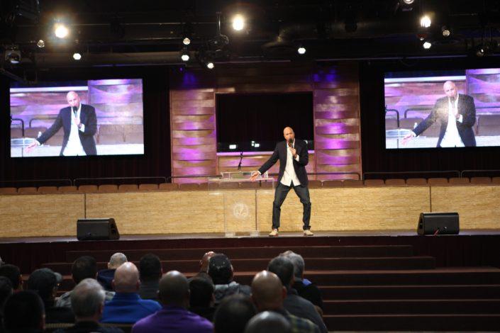 Menst Gathering VI: Guest Speaker Pastor Dudley Rutherford