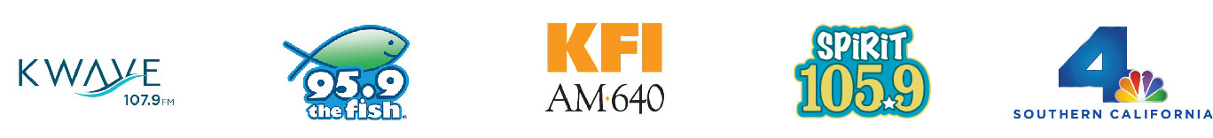 Purpose Funding was Featured on KWAVE 107.9FM, 95.9 The Fish, KFI AM640, Spirit 105.9 and 4 Southern California
